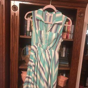 Striped Umgee dress